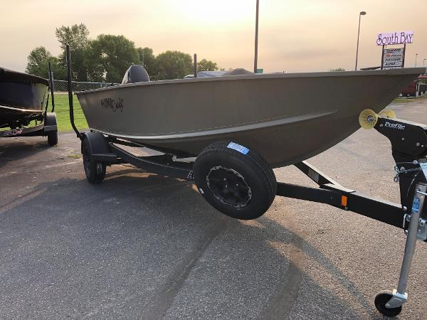 2021 Alumacraft boat for sale, model of the boat is Summit 180 & Image # 3 of 17