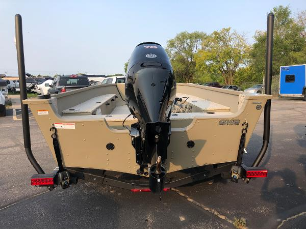 2021 Alumacraft boat for sale, model of the boat is Summit 180 & Image # 6 of 17