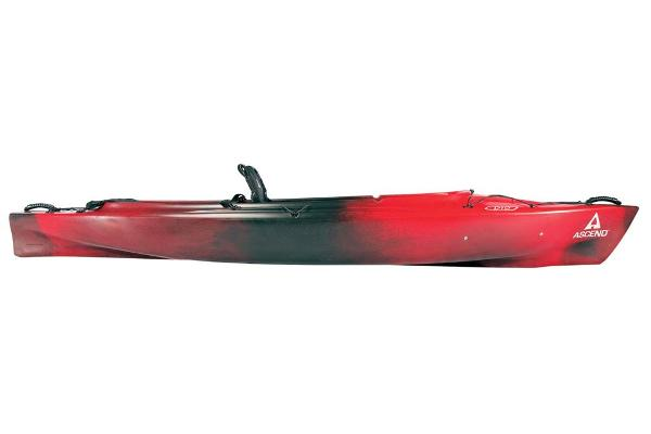 2021 Ascend boat for sale, model of the boat is D10 Sit-In - Red-Black & Image # 2 of 8