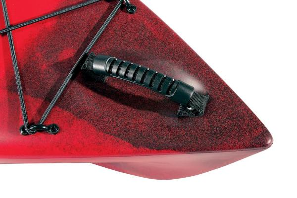 2021 Ascend boat for sale, model of the boat is D10 Sit-In - Red-Black & Image # 3 of 8
