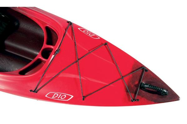 2021 Ascend boat for sale, model of the boat is D10 Sit-In (Red/Black) & Image # 4 of 8