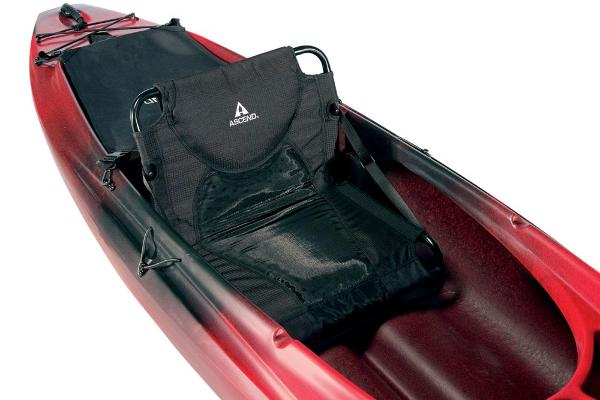 2021 Ascend boat for sale, model of the boat is D10 Sit-In (Red/Black) & Image # 6 of 8