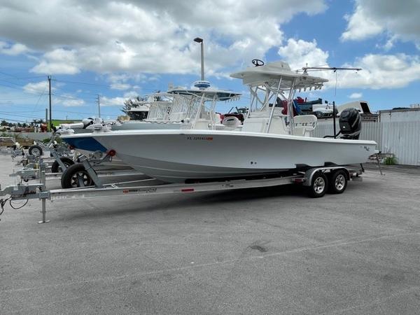 2017 SeaVee 270Z