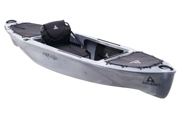 2021 ASCEND H10 HYBRID SIT IN   TITANIUM for sale