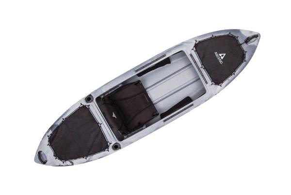 2021 Ascend boat for sale, model of the boat is H10 Hybrid Sit-In - Titanium & Image # 9 of 9