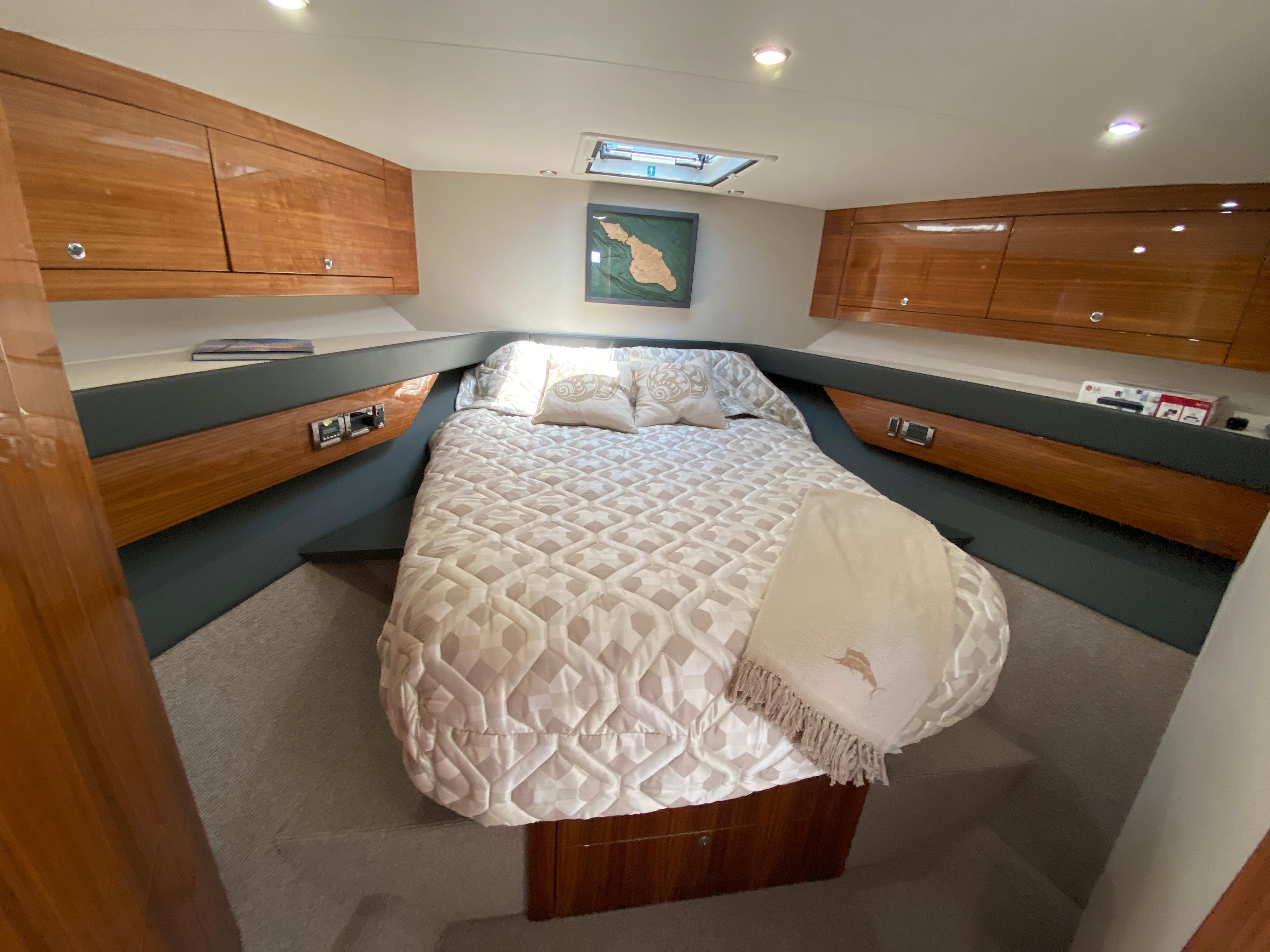 2018 Maritimo S51 #TB5107JP inventory image at Sun Country Coastal in Newport Beach