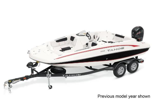 2022 Tahoe boat for sale, model of the boat is 1950 & Image # 1 of 3