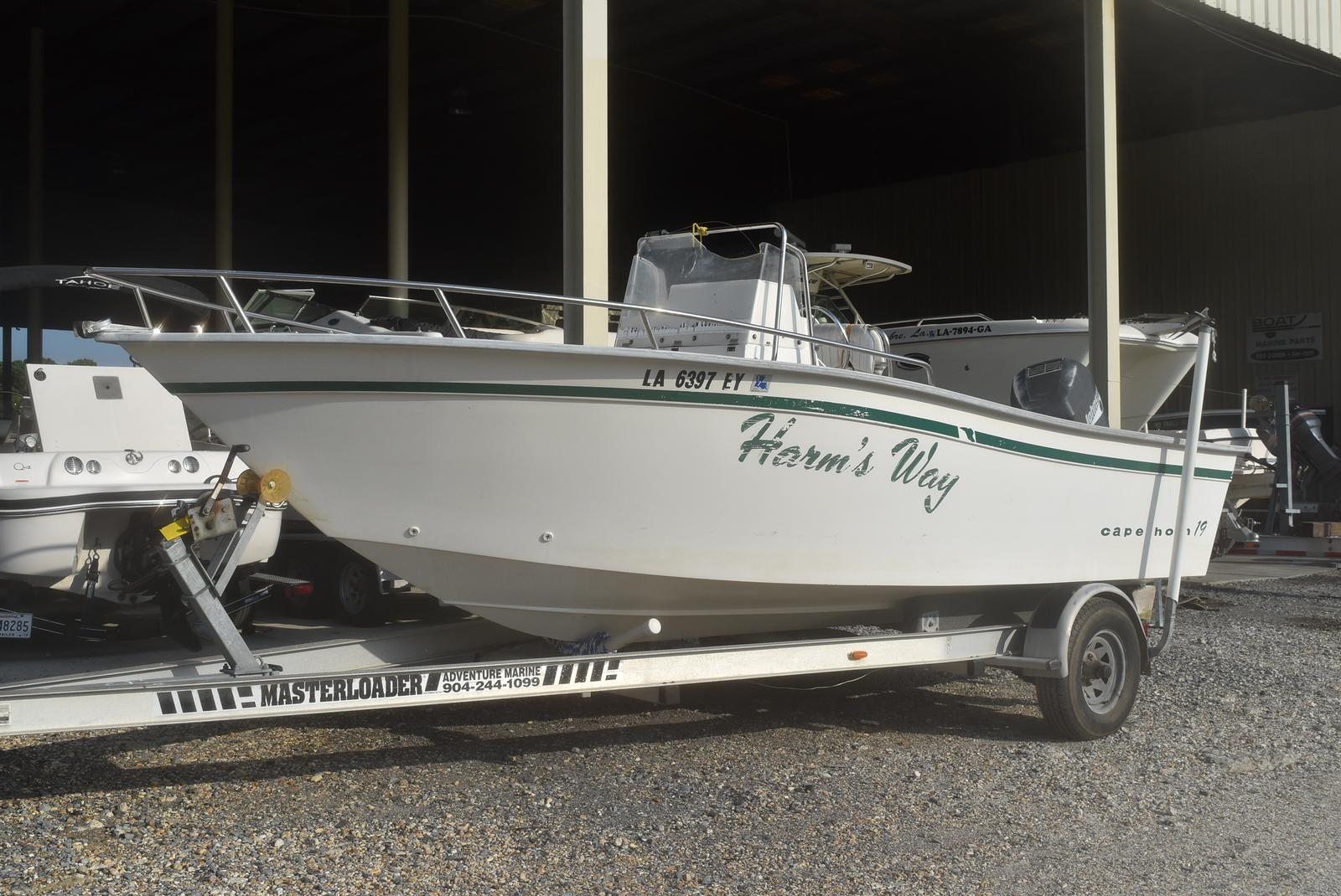 1999 CAPE HORN 19 for sale