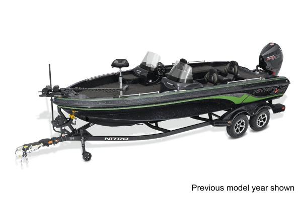 2022 Nitro boat for sale, model of the boat is ZV21 & Image # 1 of 3