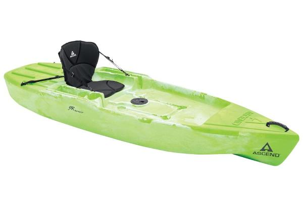 For Sale: 2021 Ascend 9r Sport Sit-on - Lime-white 9ft<br/>Nobles  Marine