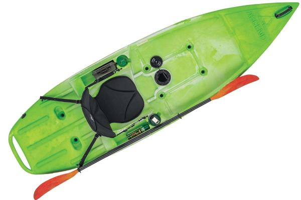 2021 Ascend boat for sale, model of the boat is 9R Sport Sit-On - Lime-White & Image # 9 of 9