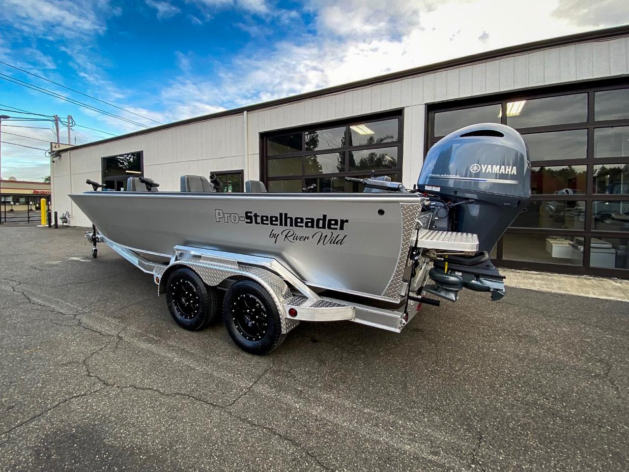 2021 Pro-Steelheader 21X84 Guide Model