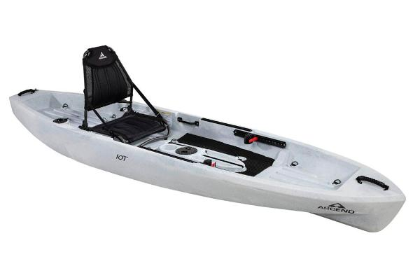 For Sale: 2021 Ascend 10t Sit-on - White-black 10ft<br/>Nobles  Marine