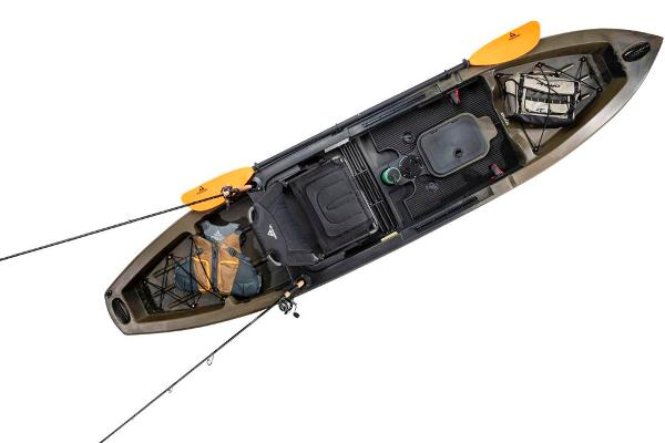 2021 Ascend boat for sale, model of the boat is 12T Sit-On - Camo & Image # 5 of 7