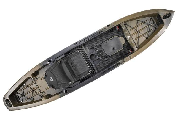 2021 Ascend boat for sale, model of the boat is 12T Sit-On - Camo & Image # 7 of 7