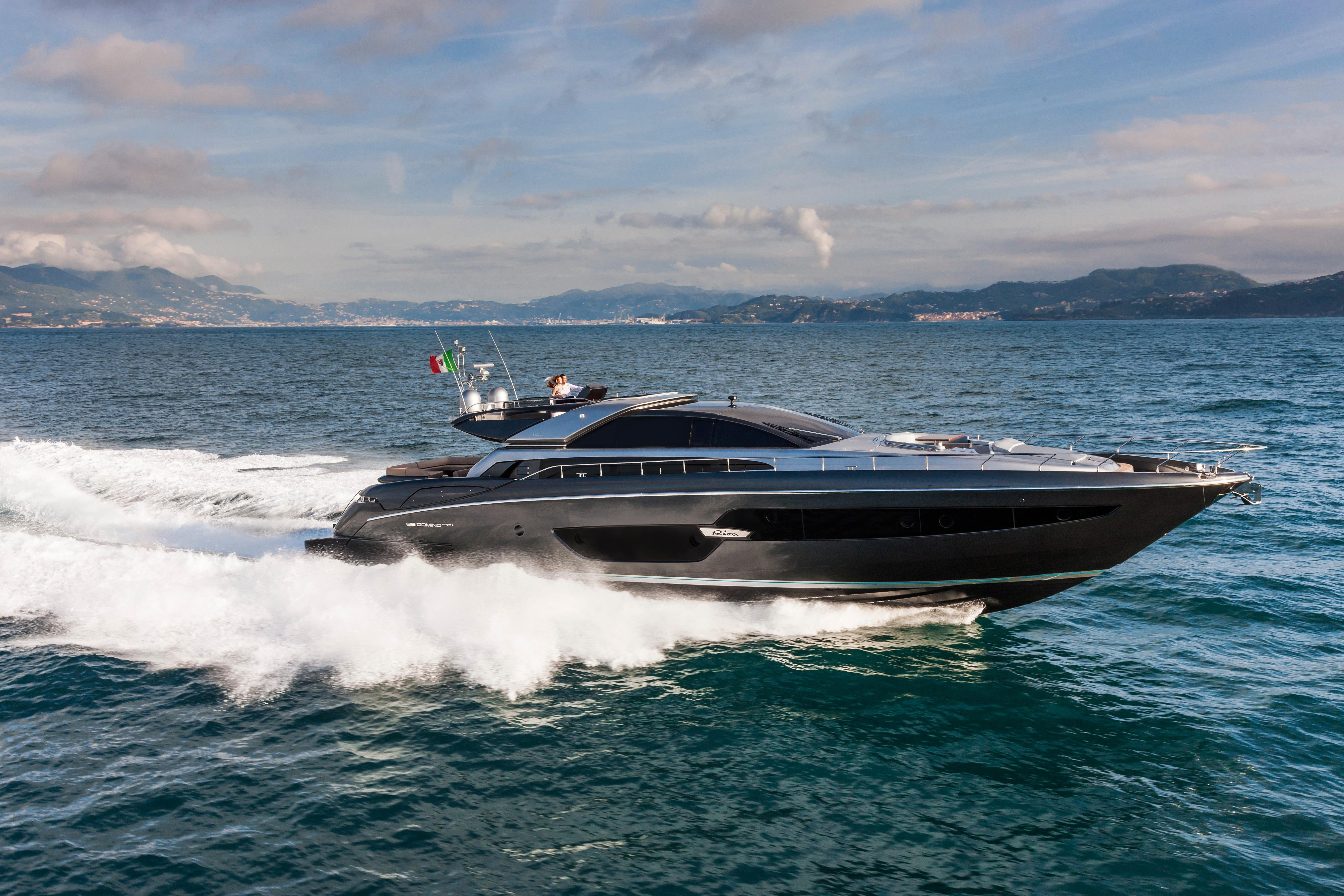Manufacturer Provided Image: Riva 88' DOMINO Super Cruising