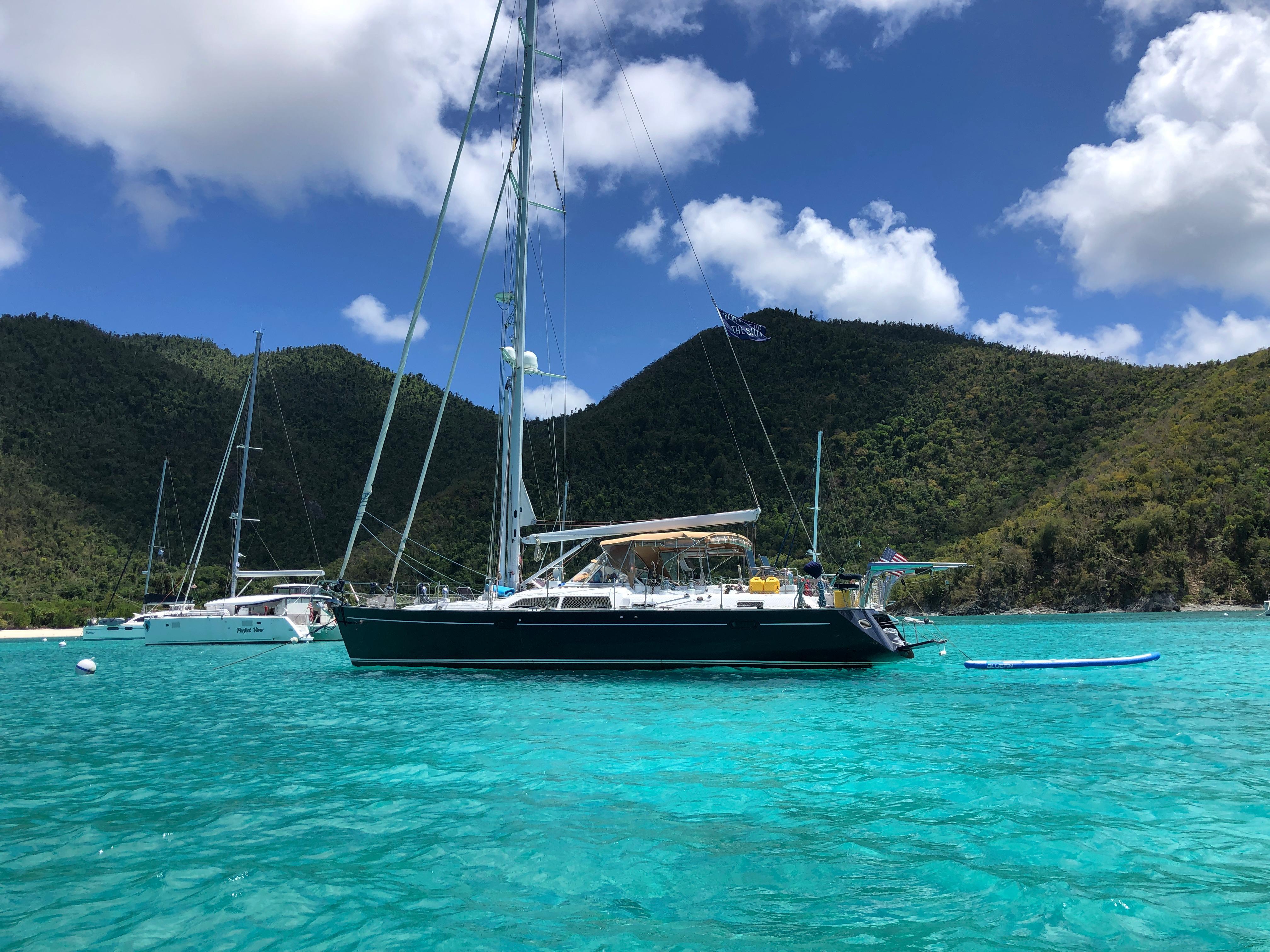 Karma in the Caribbean