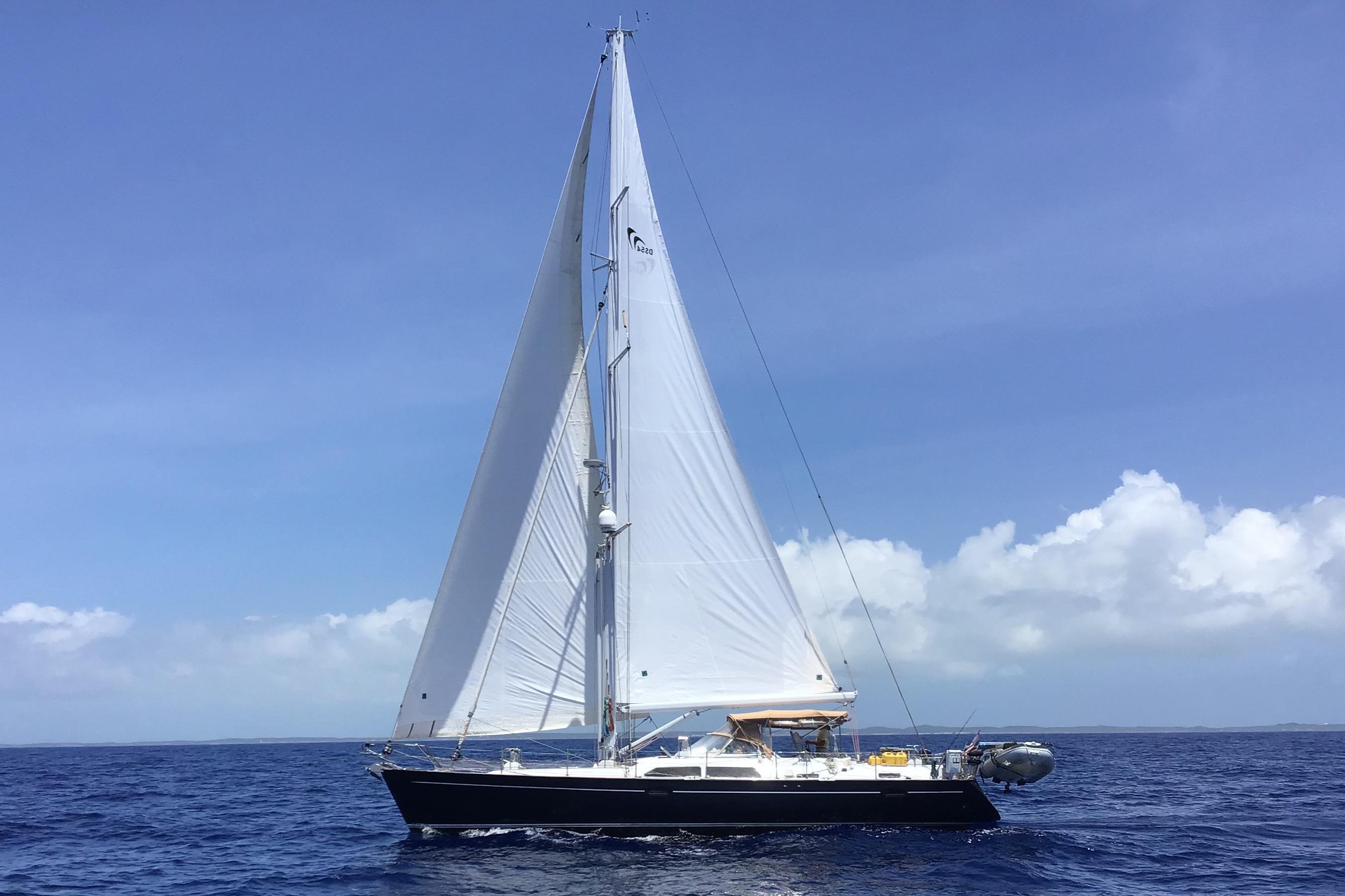 Karma Under sail