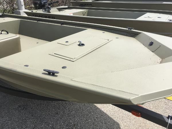2020 Tracker Boats boat for sale, model of the boat is Grizzly 1648 SC & Image # 3 of 35