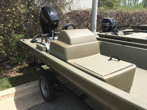 2020 Tracker Boats boat for sale, model of the boat is Grizzly 1648 SC & Image # 4 of 35