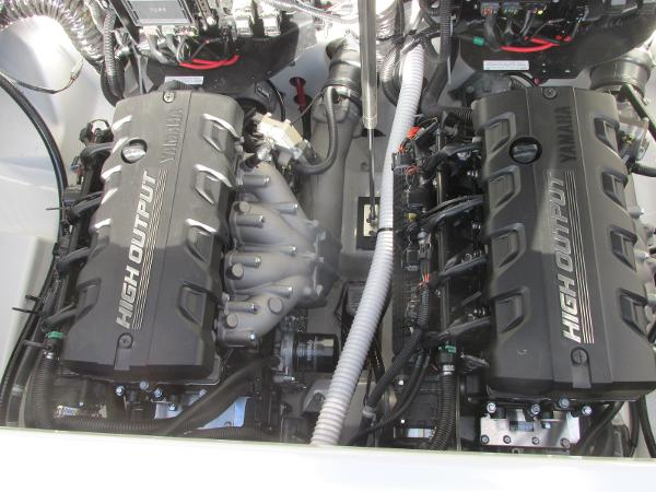 2021 Yamaha boat for sale, model of the boat is AR 250 & Image # 30 of 41