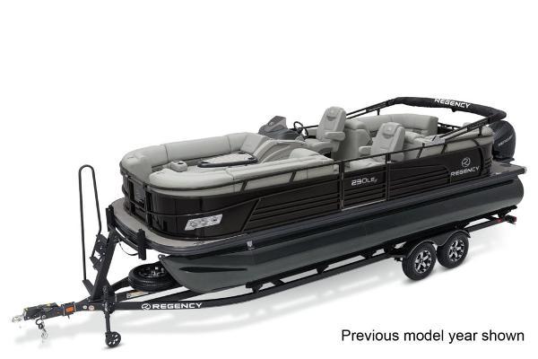 2022 Regency boat for sale, model of the boat is 230 LE3 & Image # 1 of 3