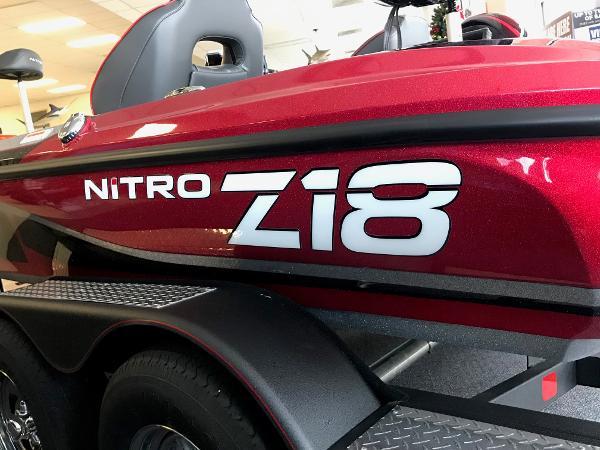 2021 Nitro boat for sale, model of the boat is Z18 & Image # 1 of 61