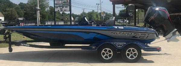2022 Nitro boat for sale, model of the boat is Z21 XL Pro & Image # 7 of 16