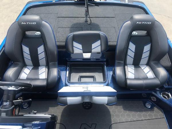 2022 Nitro boat for sale, model of the boat is Z21 XL Pro & Image # 16 of 16