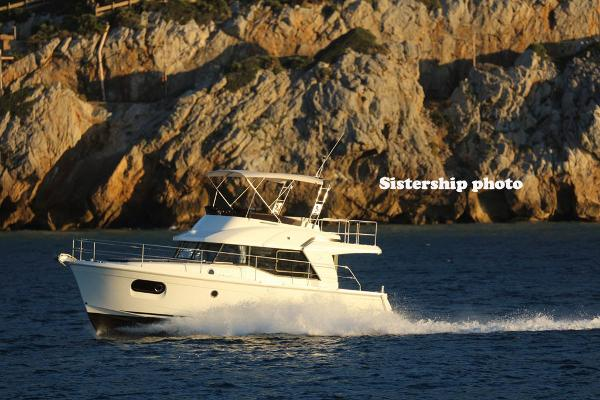 2019 Beneteau 35 Swift Trawler