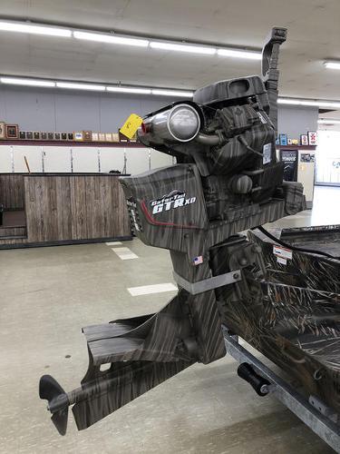 2020 GATOR - TAIL GTR40XDLT CAMO image