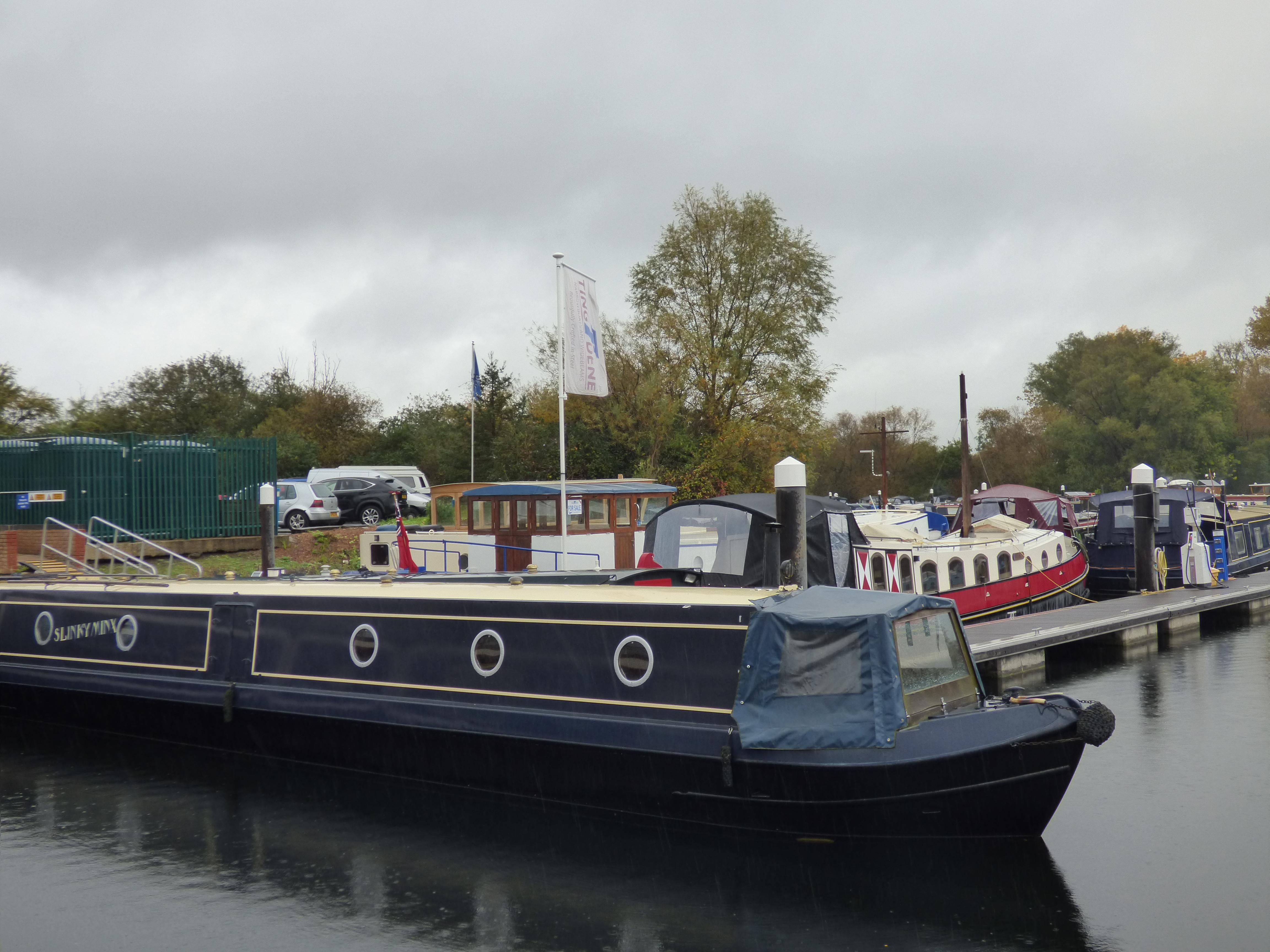 Narrowboat 57