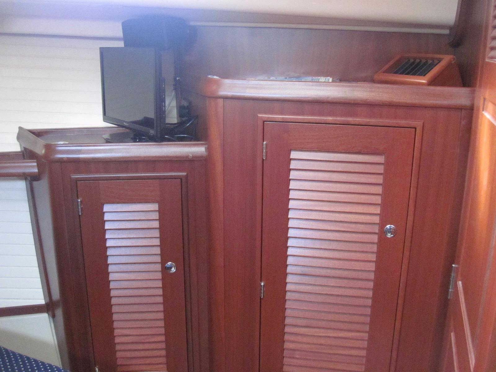 Fwd Cabin Locker Stb Side