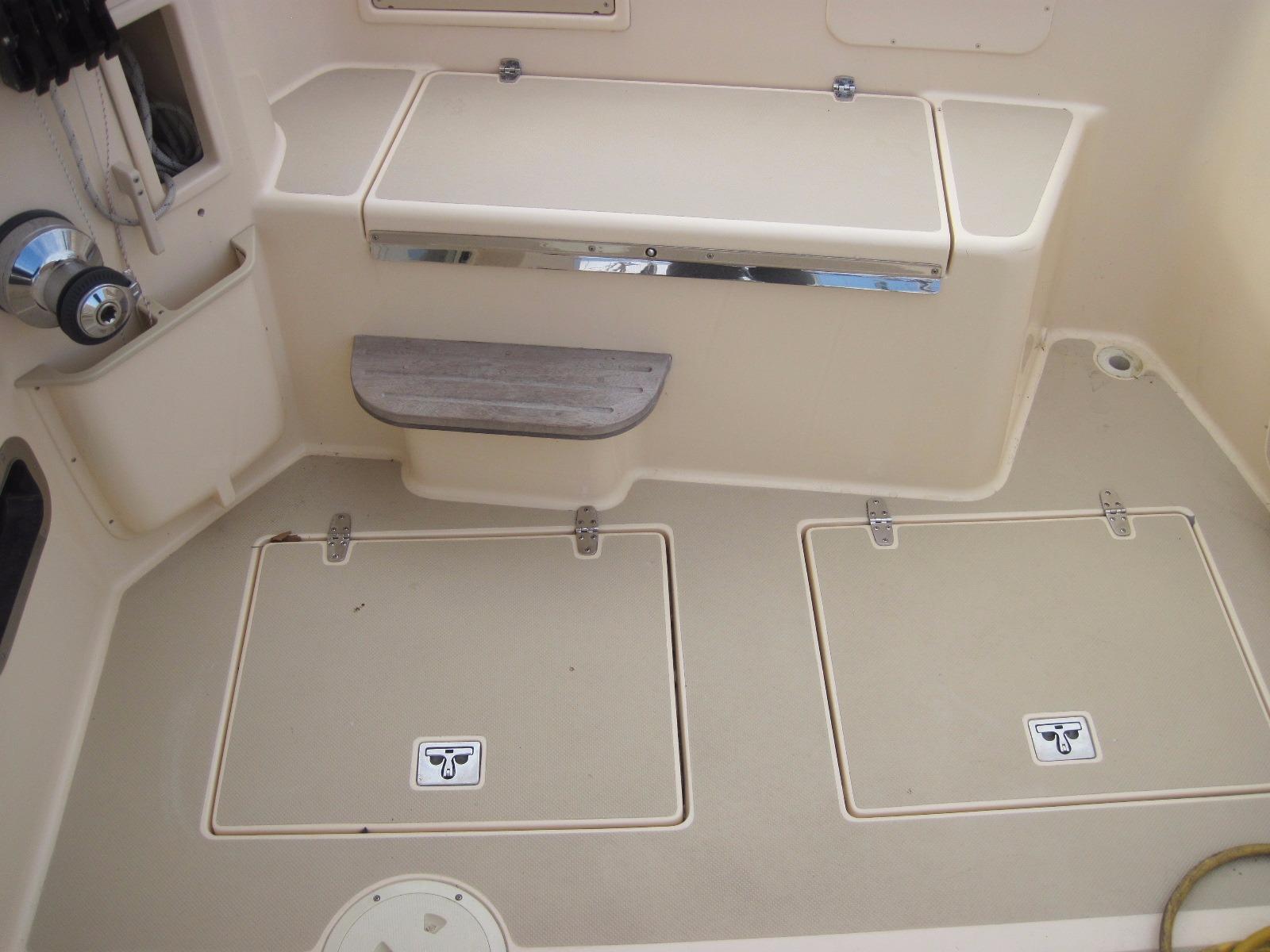 Storage & Access Hatches