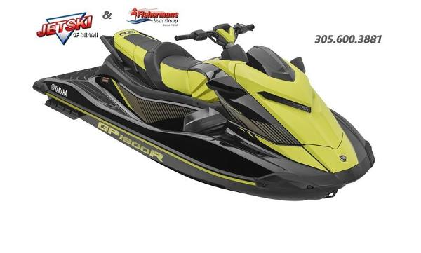 2022 Yamaha WaveRunner GP1800R HO w/ AUDIO