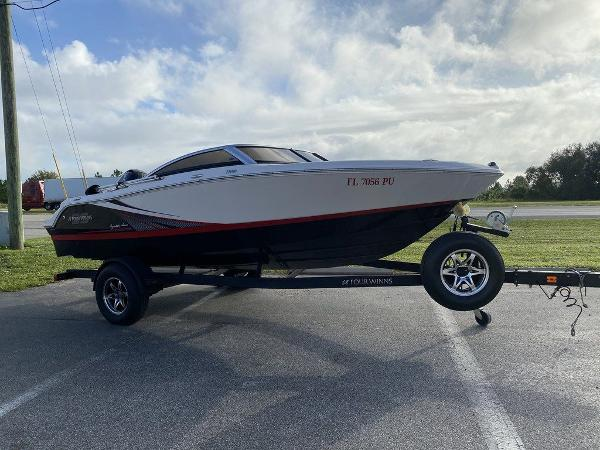 2015 Four Winns boat for sale, model of the boat is H 180 OB & Image # 1 of 10