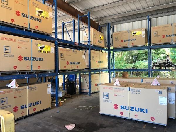 2021 Suzuki DF140ATLW