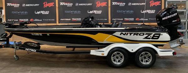 2013 Nitro boat for sale, model of the boat is Z Series Z - 8 & Image # 1 of 17