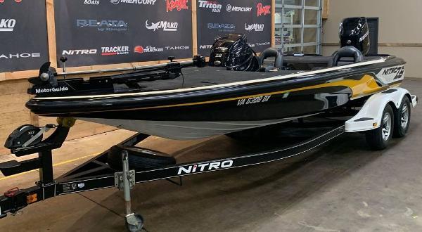 2013 Nitro boat for sale, model of the boat is Z Series Z - 8 & Image # 4 of 17