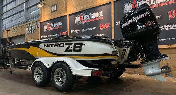 2013 Nitro boat for sale, model of the boat is Z Series Z - 8 & Image # 5 of 17