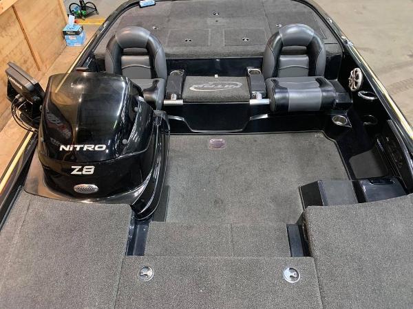 2013 Nitro boat for sale, model of the boat is Z Series Z - 8 & Image # 11 of 17