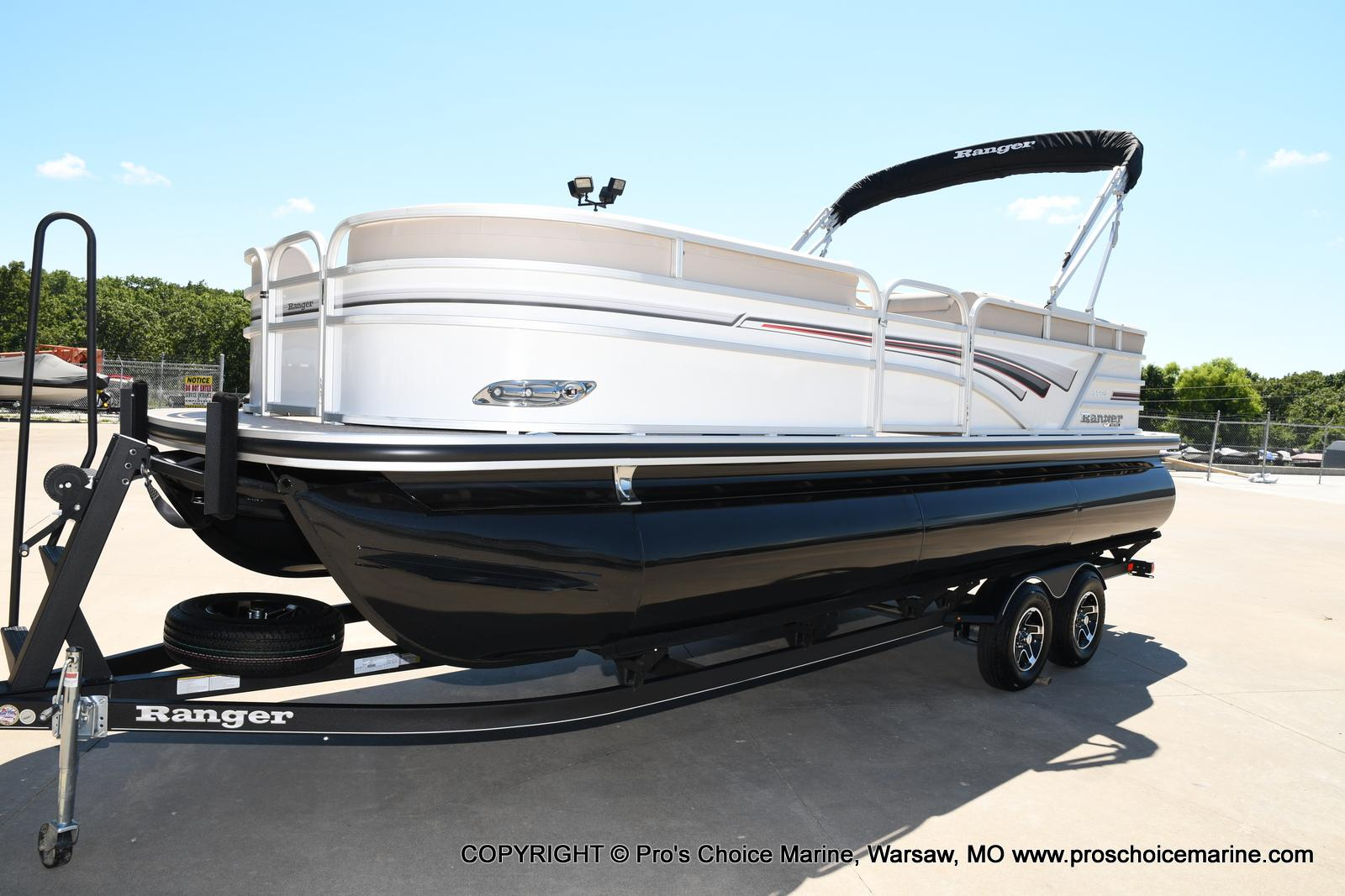 2021 Ranger Boats boat for sale, model of the boat is 223C TRIPLE LOG & Image # 47 of 50