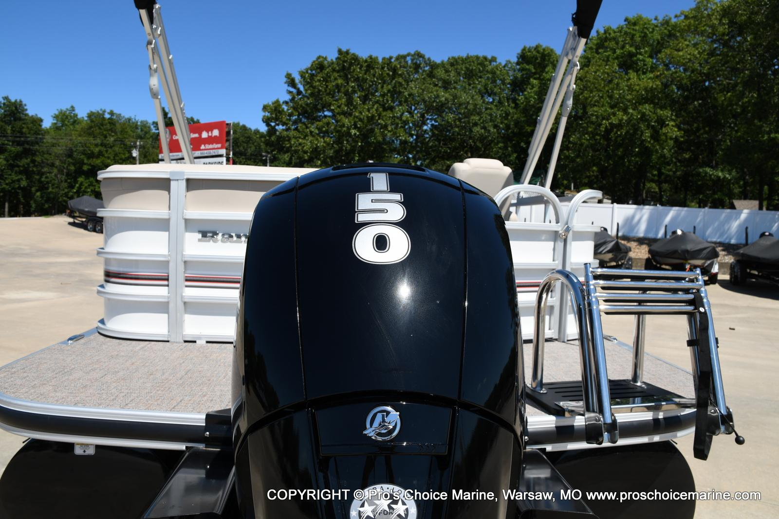2021 Ranger Boats boat for sale, model of the boat is 223C TRIPLE LOG & Image # 41 of 50