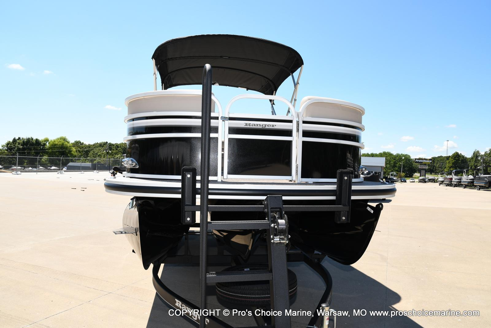 2021 Ranger Boats boat for sale, model of the boat is 223C TRIPLE LOG & Image # 20 of 50
