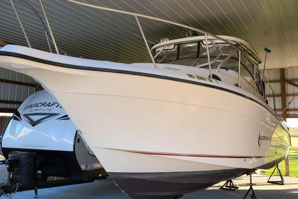 2007 Seaswirl Striper 3301 Walkaround O/B