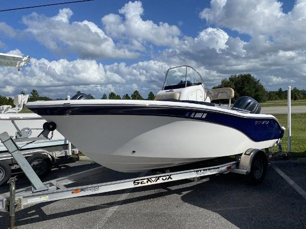 2016 Sea Fox boat for sale, model of the boat is 186 Commander & Image # 1 of 9