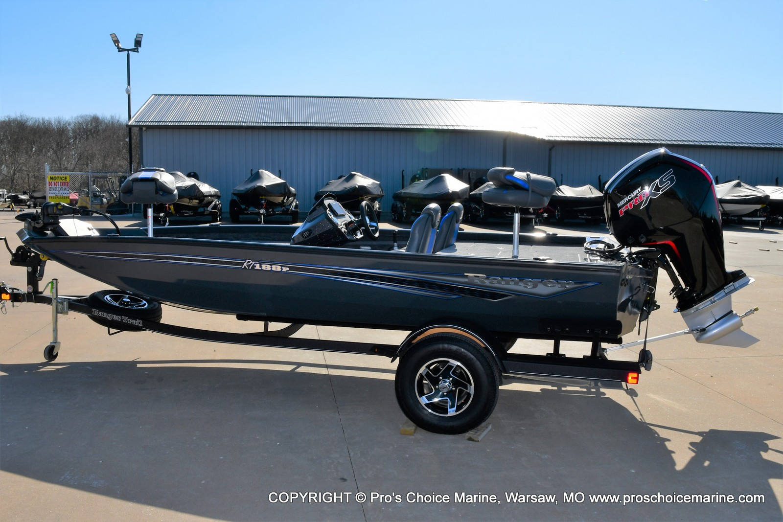 2021 Ranger Boats boat for sale, model of the boat is RT188P w/115HP Pro-XS CT & COIN BOX & Image # 13 of 50