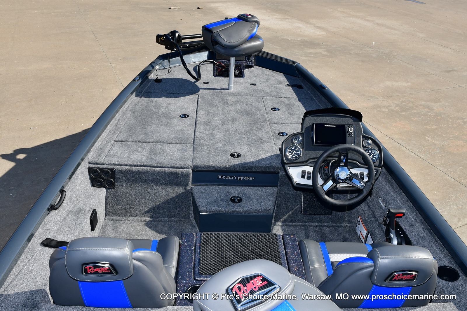 2021 Ranger Boats boat for sale, model of the boat is RT188P w/115HP Pro-XS CT & COIN BOX & Image # 19 of 50