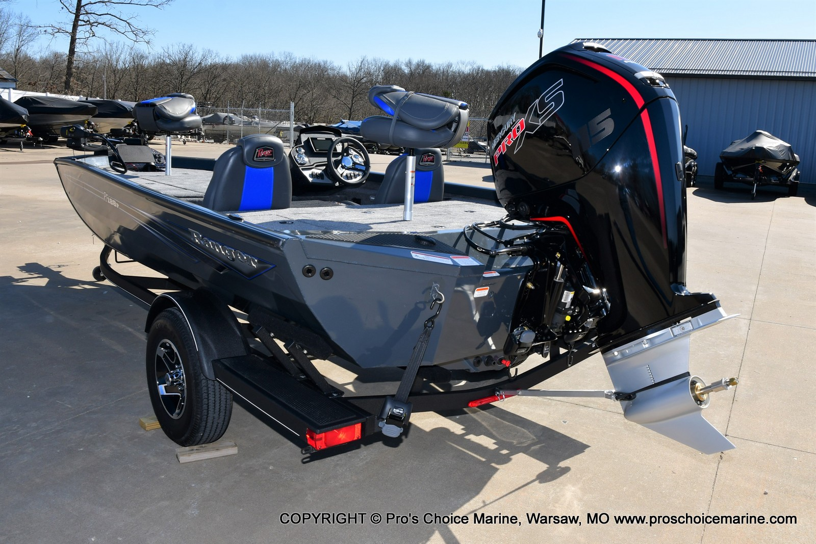 2021 Ranger Boats boat for sale, model of the boat is RT188P w/115HP Pro-XS CT & COIN BOX & Image # 30 of 50