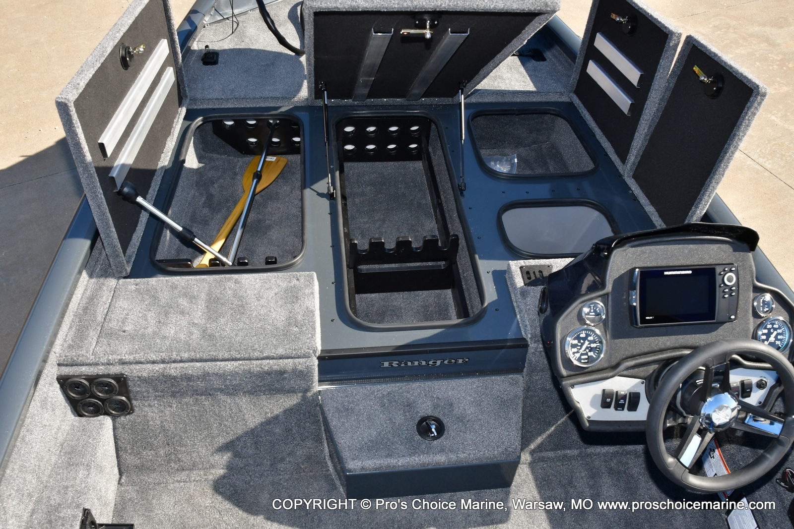 2021 Ranger Boats boat for sale, model of the boat is RT188P w/115HP Pro-XS CT & COIN BOX & Image # 33 of 50
